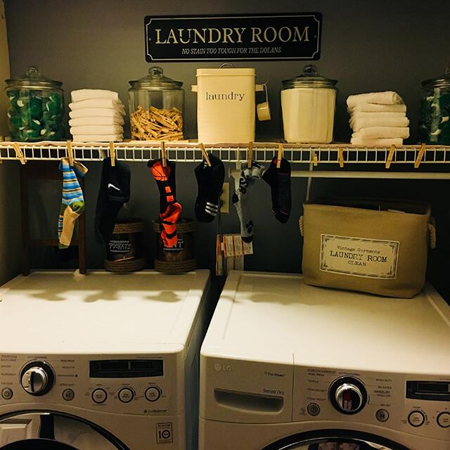 Laundry Room Loads of Fun Sign