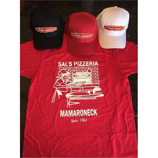 Sal's Pizzeria Mamaroneck Since 1964 Red T-Shirt