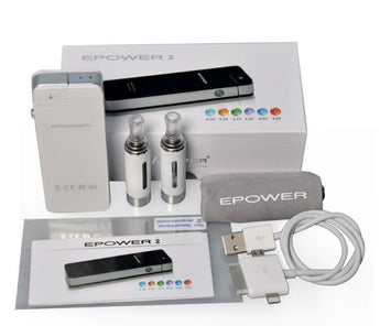 Katady ePower 2 VV 2200MAh Mod with Power Bank