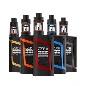 SMOK Alien 220W TC with TFV8 Baby Beast Tank Full Kit