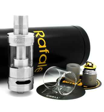 Uwell Rafale Sub-Ohm Dual Parallel Coil Tank