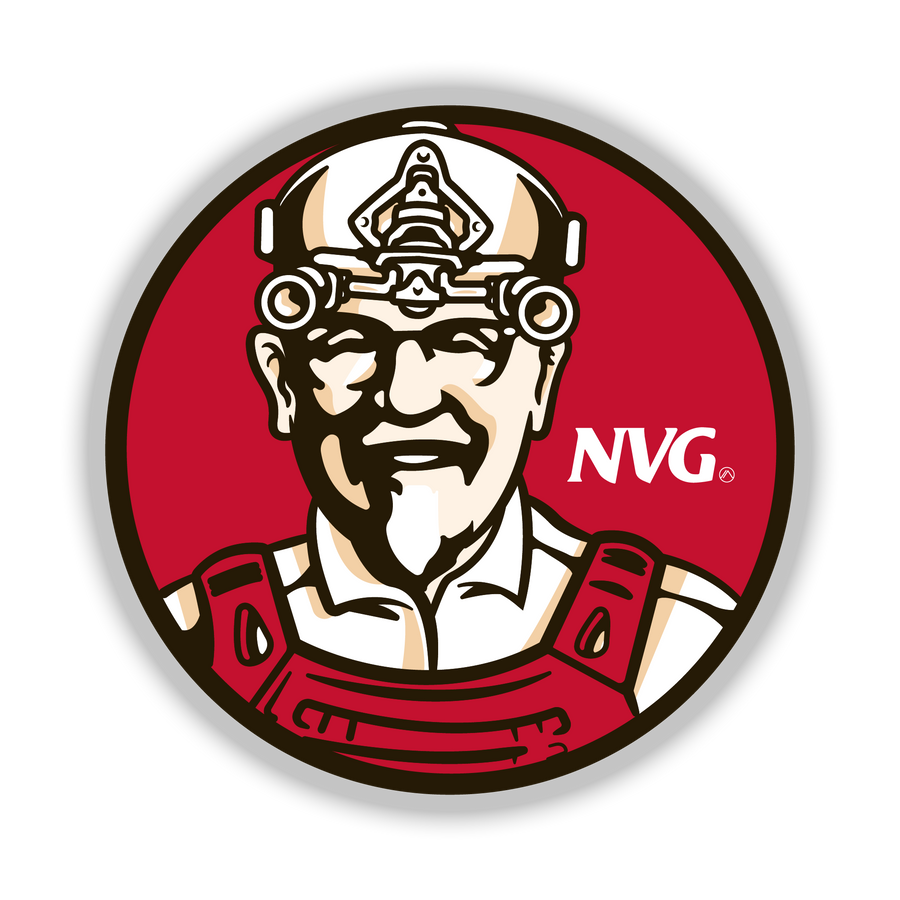 NVG Sticker.