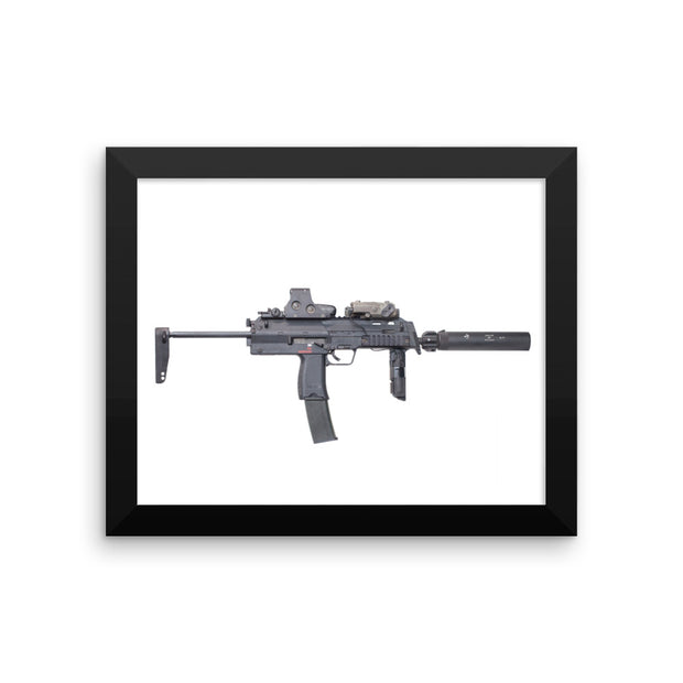 MP7 FRAMED - PROJEKT MONARK