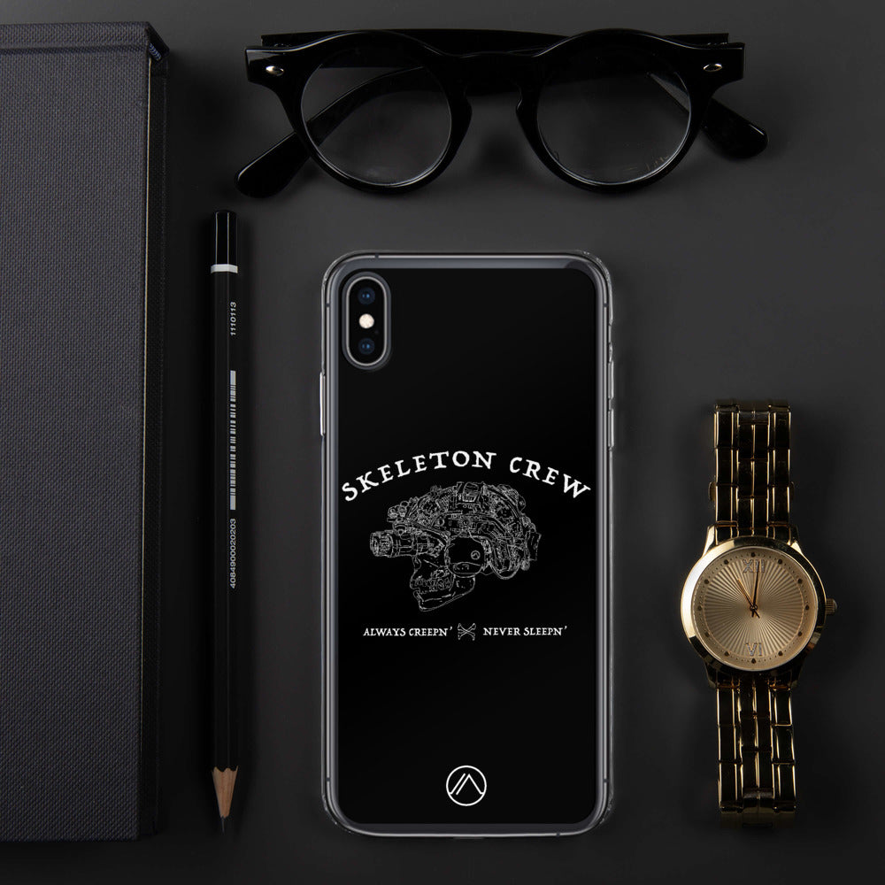 Skeleton Crew iPhone Case - PROJEKT MONARK