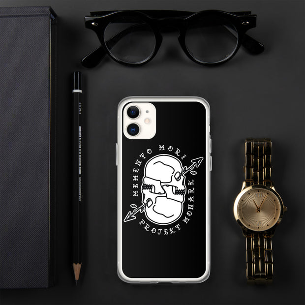 Memento Mori iPhone Case