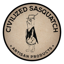 Civilized Sasquatch Artisan Products For Men