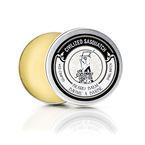 Splendidly Better Beard Balm
