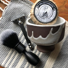 Shave Scuttle - Orchard Ash
