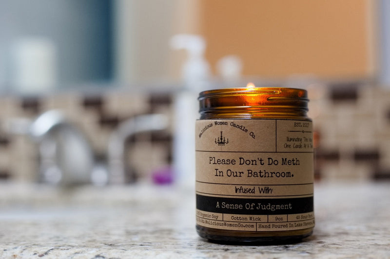 best friend Coconut /& Soy Fun Candle    My life is dope and I do dope shit    Gift set for her Handmade gift set mom gift box  