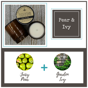 Pear & Ivy Scent