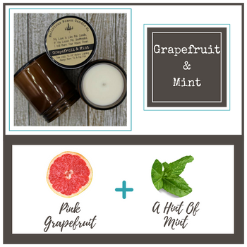 Grapefruit & Mint Scent