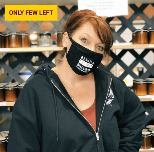 Bitches Against Bullshit Face Mask Apparel Malicious Women Co.