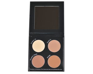 Contour To Conquer - Powder Palette (Fair/Light)