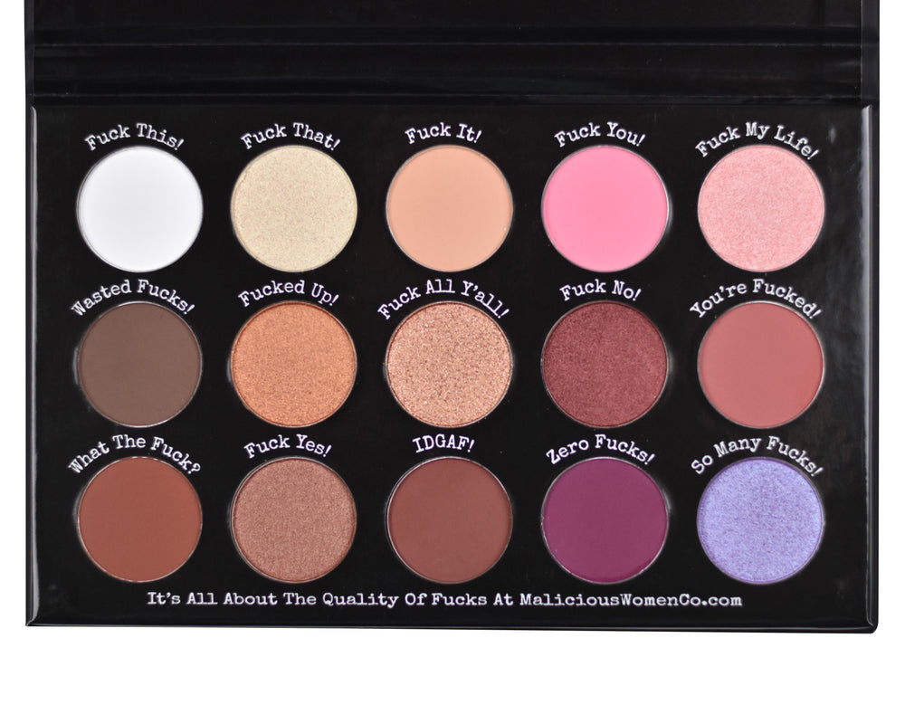 Pure Fuckery - Eyeshadow Palette
