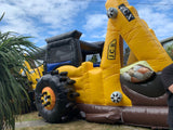 Excavator Obstacle Course (32' x 12' x 15') All day rental