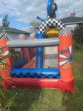Motorbike and slide combo(10x13x16) All day rental