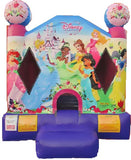 Disney Princess Bouncy Castle (13' x 13' x 13') All Day Rental