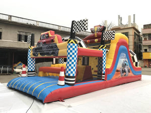 Obstacle Race Course (32' x 12' x 15') All Day Rental