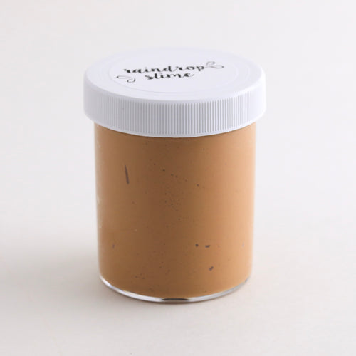 Hazelnut Coffee Butter Slime