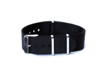Space Black Nato Watch Strap