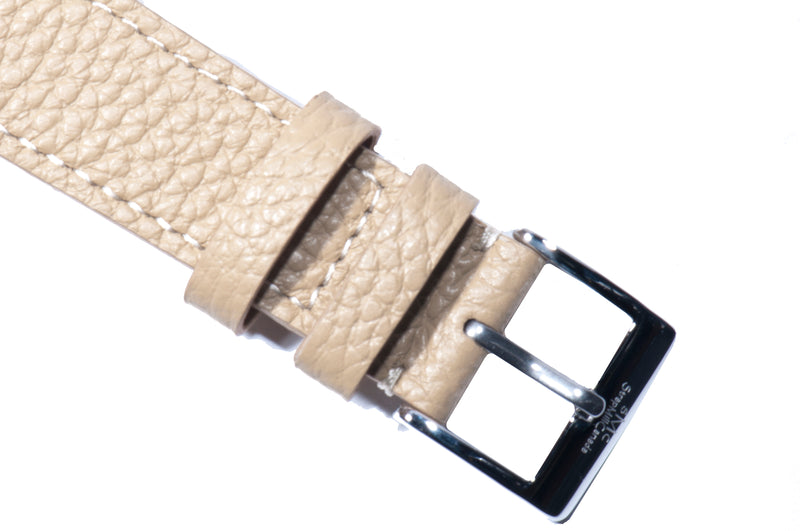 Sand Dune Marbled Leather Strap (Clearance)