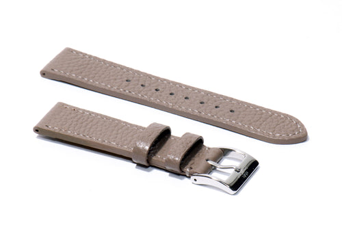 Granite Marbled Leather Strap