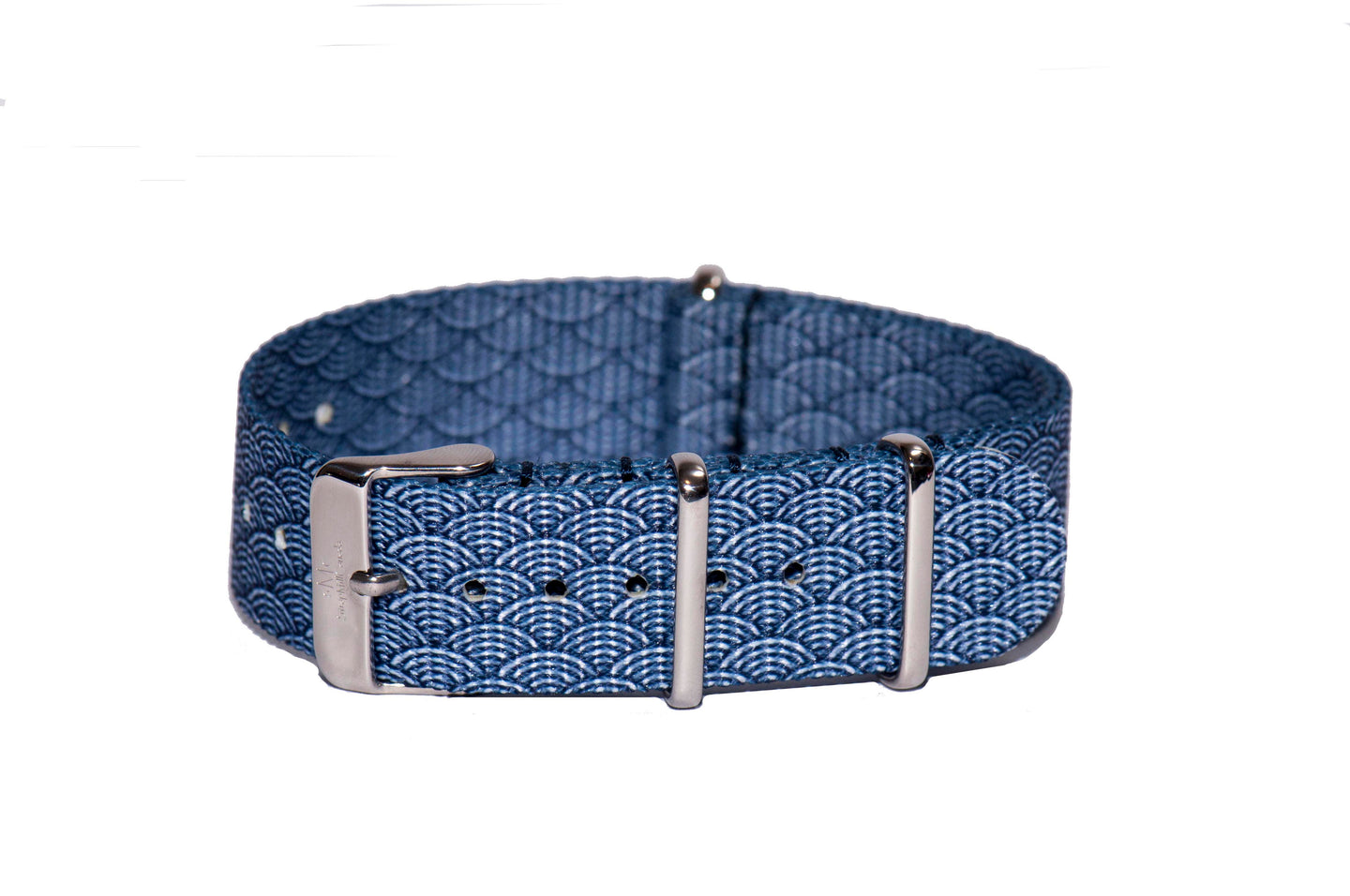 Tidal Wave Nato Watch Strap