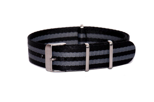 Bond Thin Seatbelt Nato Watch Strap