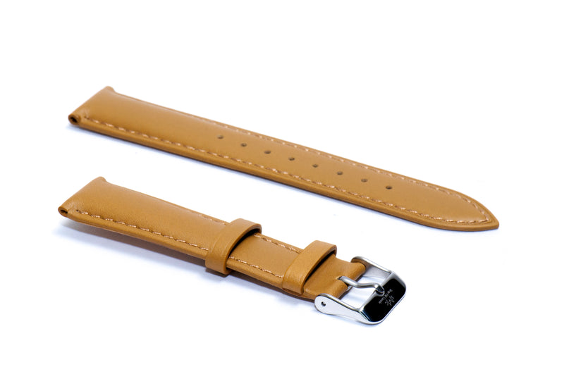 Mustard Italian Calf Leather Strap (Sold As-Is)