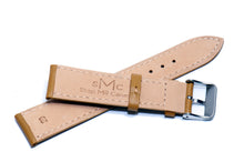 Mustard Italian Calf Leather Strap