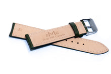 Olive Italian Calf Leather Strap