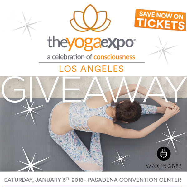 The Yoga Expo LA Tickets Giveaway!