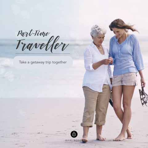 Gift for mom - Travel