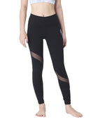 YP$35 - SLASH TIGHTS - BLACK, Leggings - Wakingbee