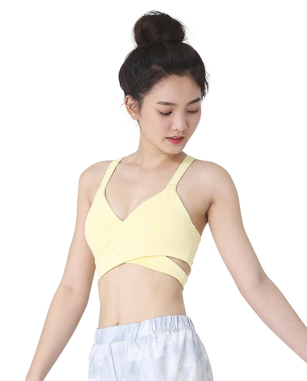 WB Bra Lemon Yellow