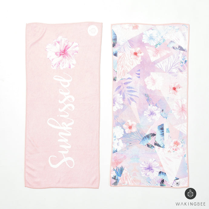 WB Face Towel - Sunkissed