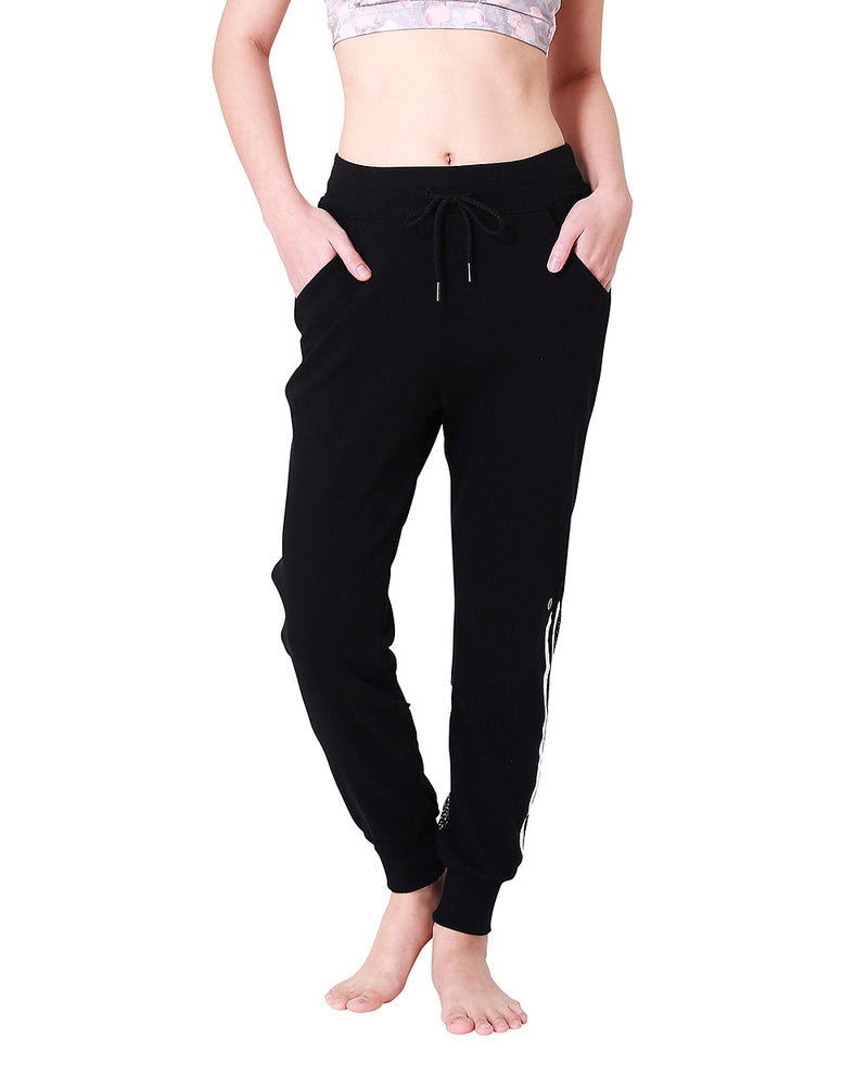 (WBxTAEW) ALL DAY JOGGERS - BLACK, Pants - Wakingbee