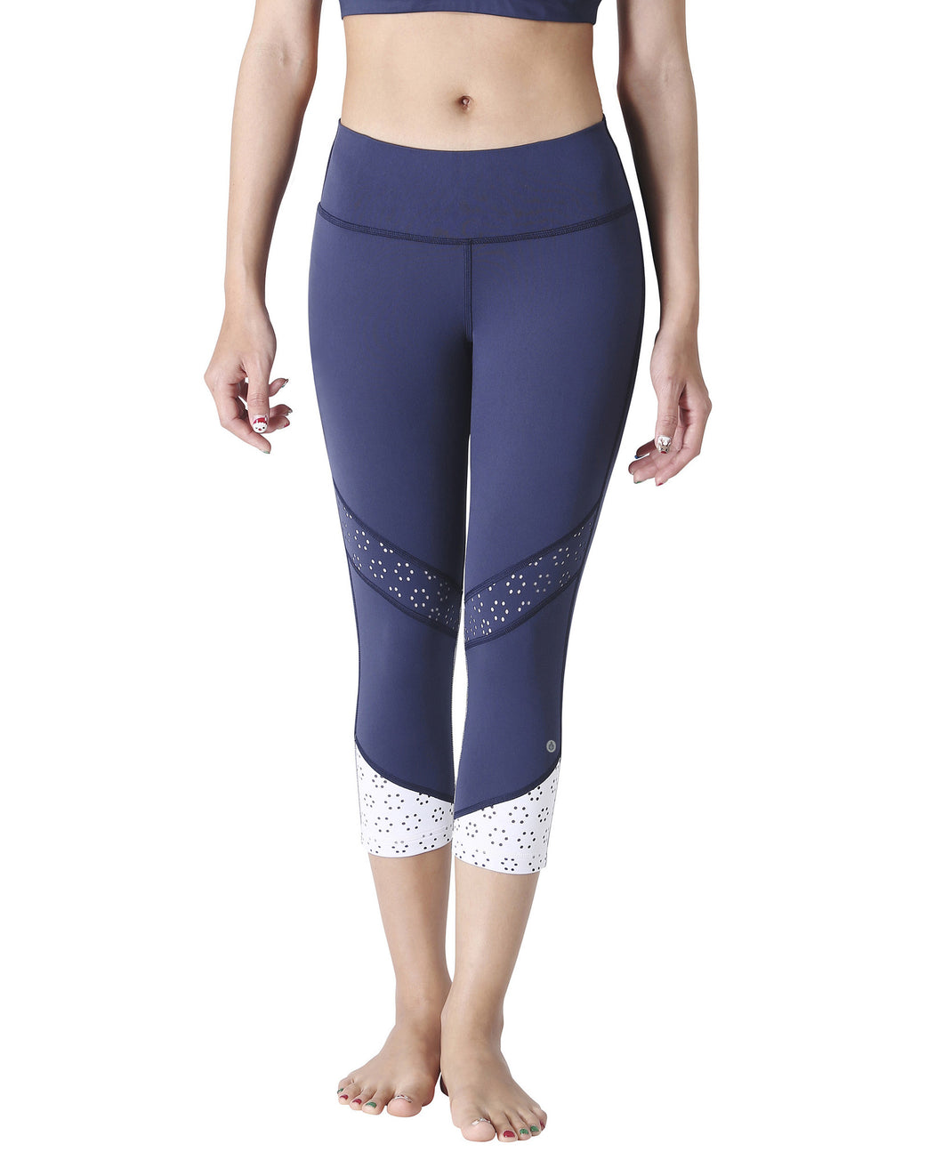 Wakingbee Honey Capri Navy Blue
