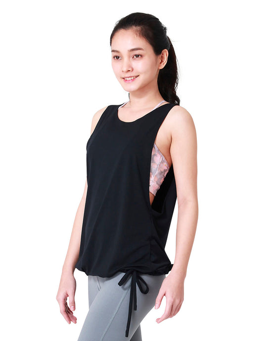KNOTTY COVER - BLACK, Tank/Top - Wakingbee