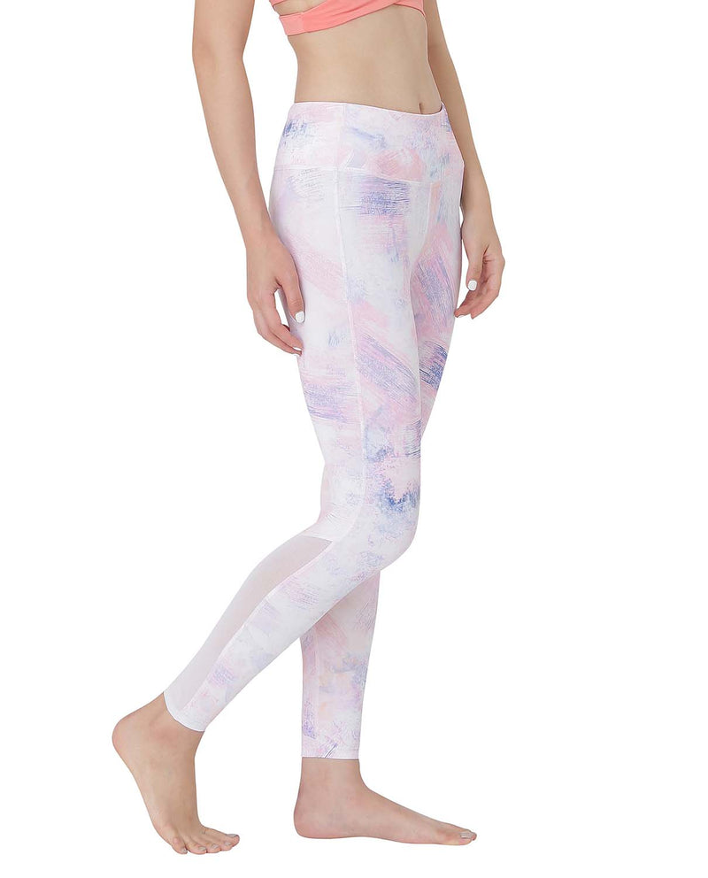 ACTIVE TIGHTS - PAINT, Leggings - Wakingbee