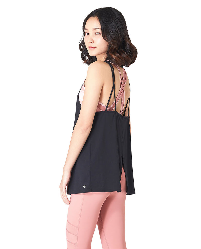 YP$19 - TAEW Sundown Cover - Black, Tank/Top - Wakingbee