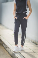 (WBxTAEW) ALL DAY JOGGERS - BLACK