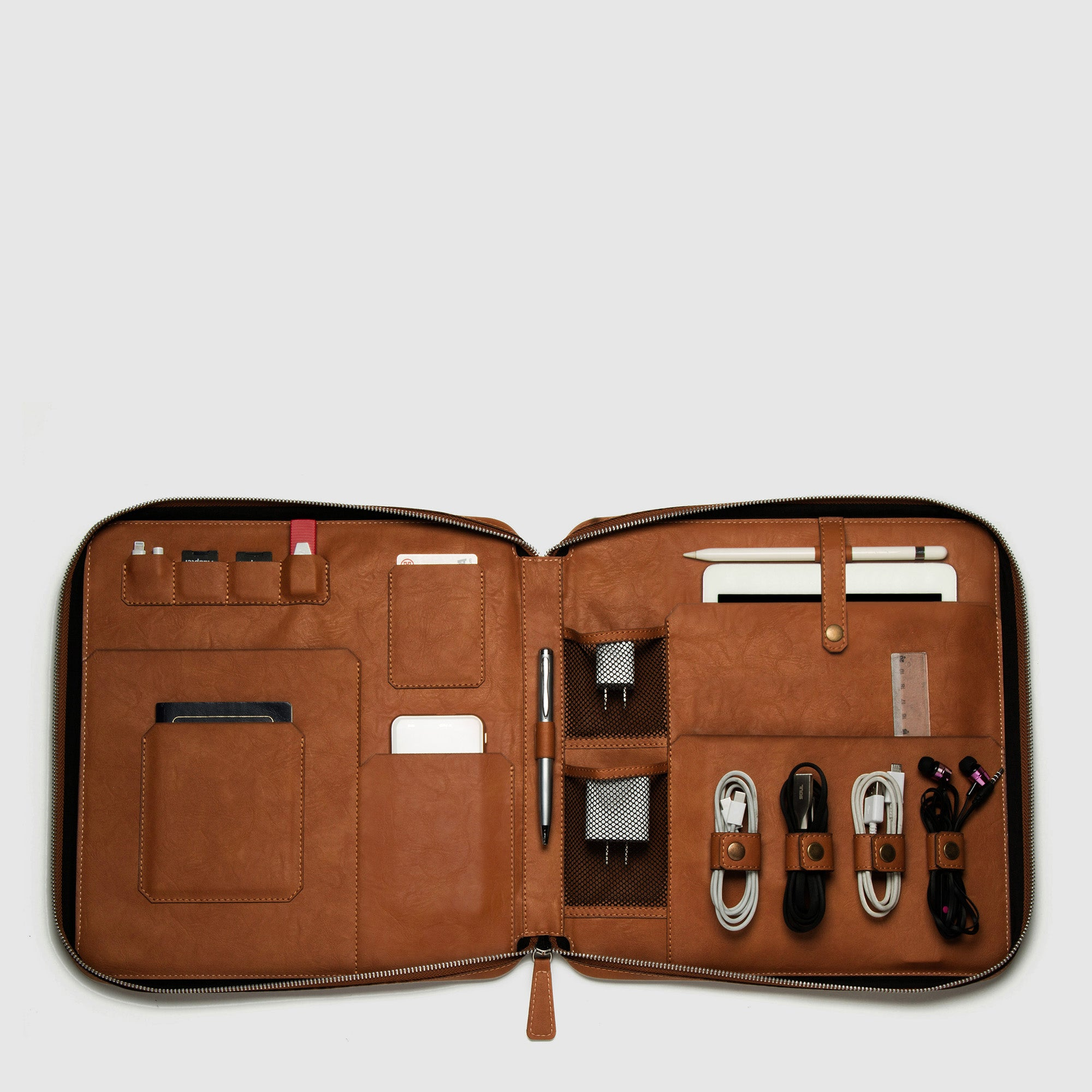 Travel Organizer Brown
