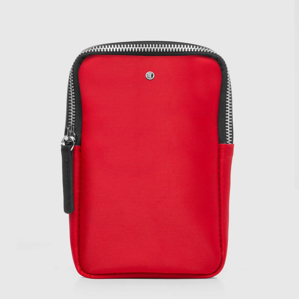 The Pouch -mini bag Red