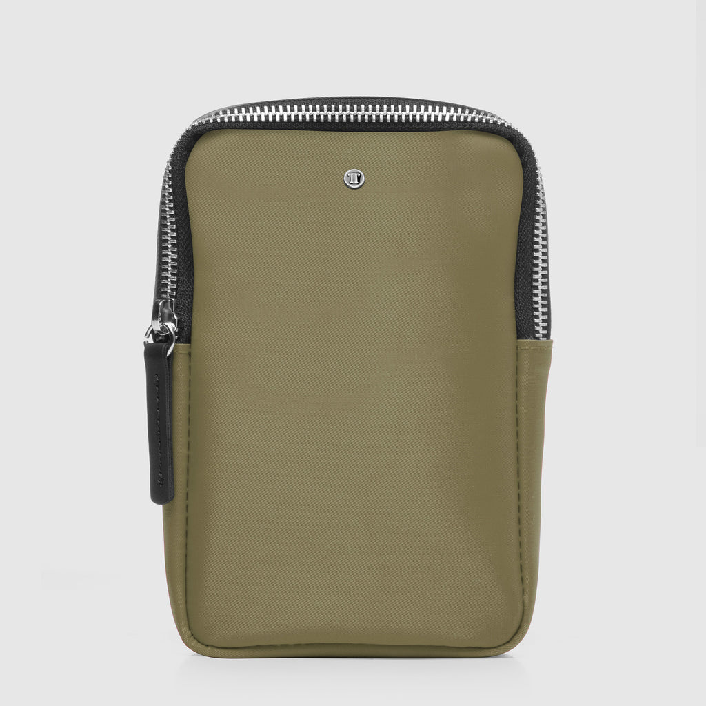 The Pouch -mini bag Moos Green