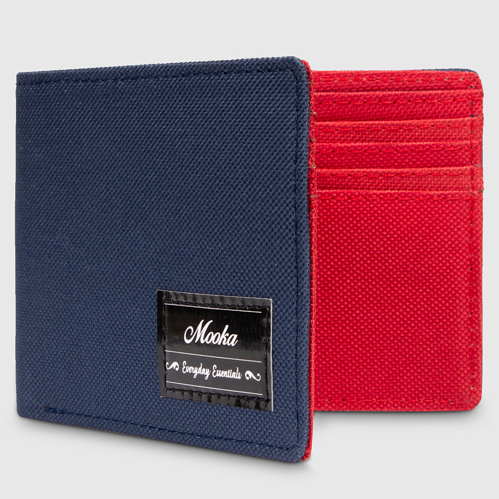 Wallet Fox Blue