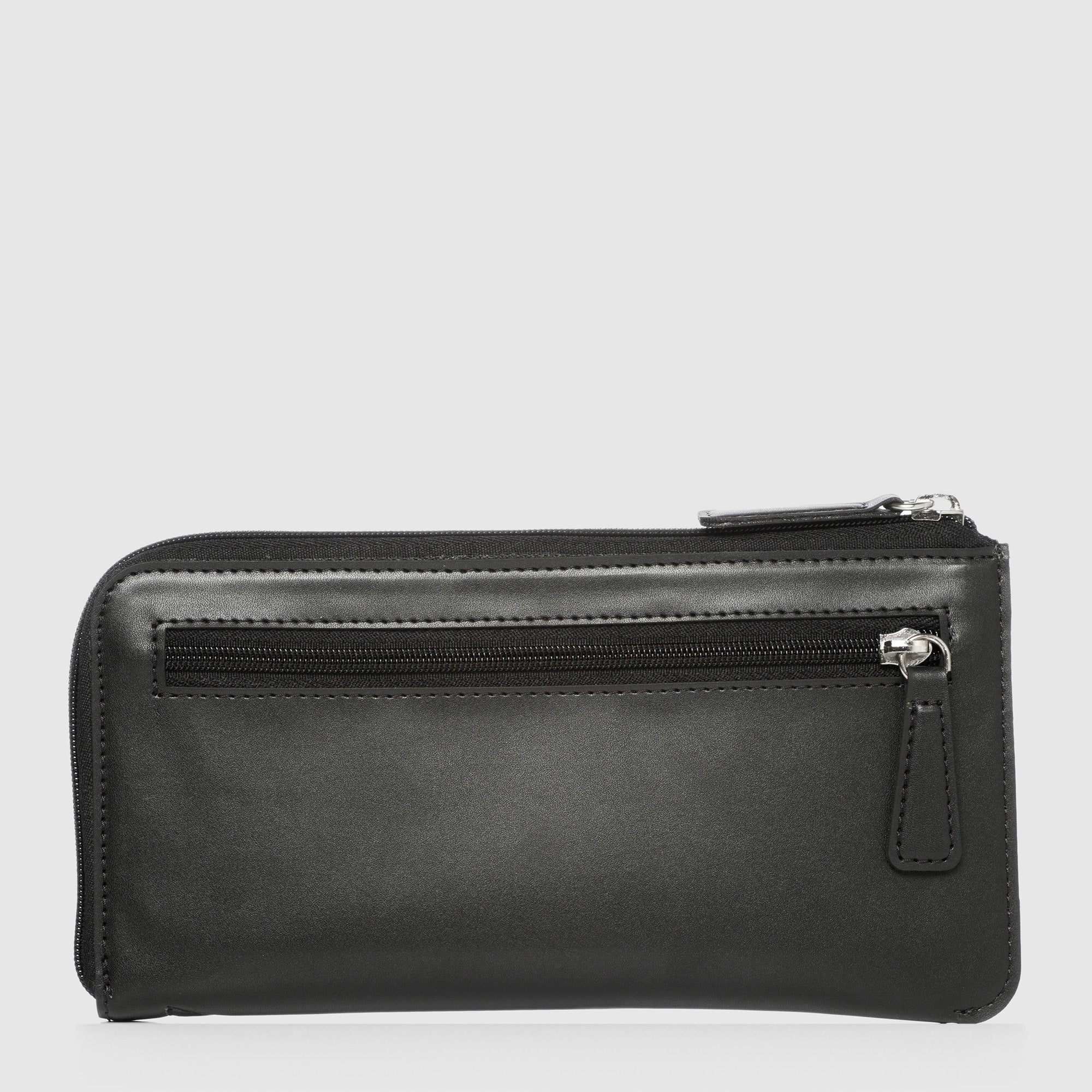 Billetera Continental Travel Black