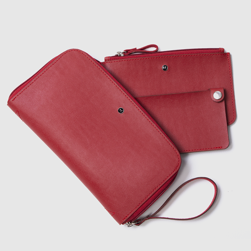 Quantum Wallet Red