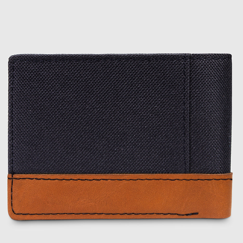 Wallet York Black / Brown