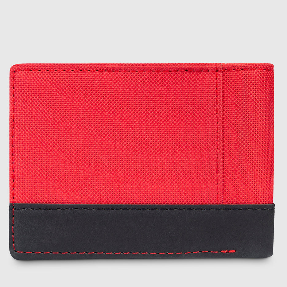 Wallet York Red